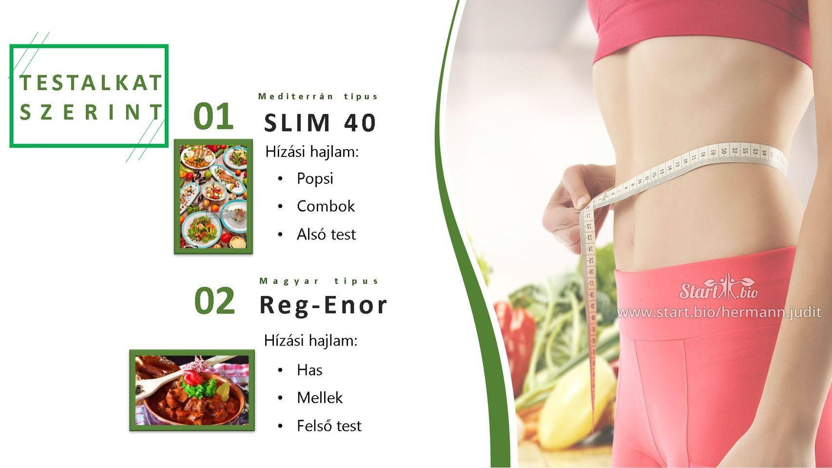 regenor slim 40 vélemények glikémiás indexű étrend
